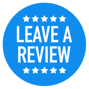 leave a review icon for Good Times Tattoo